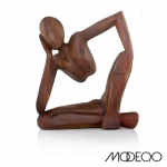Abstract Thinker Sculpture