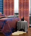 Areon Cotton Grommet Single Panel Drapes