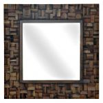 Durango Framed Wall Mirror