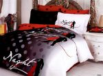 Le Vele Tango 6 Pc Full / Queen Duvet Cover Bedding Set