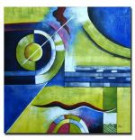 Balancing Act Canvas Wall Art