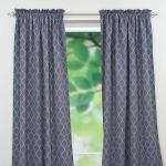 Heather Grey 84 inch Curtain Panel