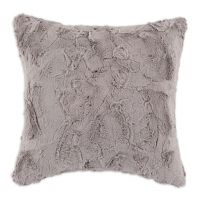 Luxe Taupe 17-inch Pillow