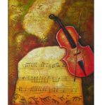 Music of Antiquity Oil Painting