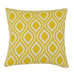 "Nichole Corn 17"" Throw Pillow"