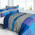 Samara Quilted Down Alternative Twin Comforter Set