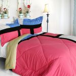 Mackenzie Quilted Down Alternative Twin Comforter Set