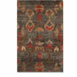 Java Ikat Area Rug (Ikat Rug Collection: 6'x 9')